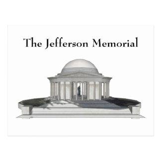 Monumento de Jefferson: Postales