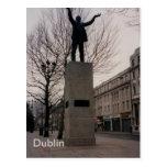 Monumento de Jim Larkin, St. de O'Connel, Dublín, Postales