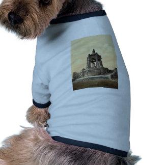 Monumento de Kaiser Guillermo, clase de Westfalia, Camiseta De Perro