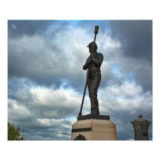 Monumento de la artillería - parque nacional de fotografía