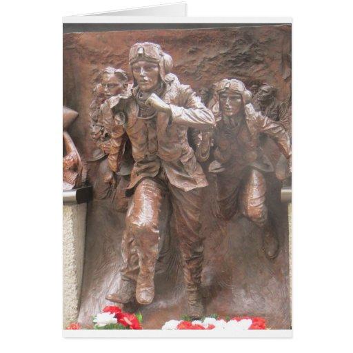 Monumento de la batalla de Inglaterra Felicitacion