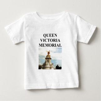 Monumento de la reina VICTORIA Playera De Bebé