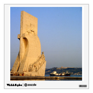 Monumento de los descubrimientos, Lisboa, Portugal Vinilo Decorativo