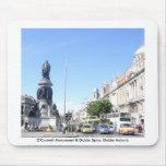 Monumento de O'Connell y chapitel de Dublín, Dublí Alfombrilla De Ratones