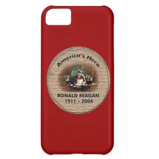 Monumento de Reagan - el héroe de América Funda Para iPhone 5C