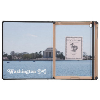 Monumento de Thomas Jefferson iPad Cárcasa