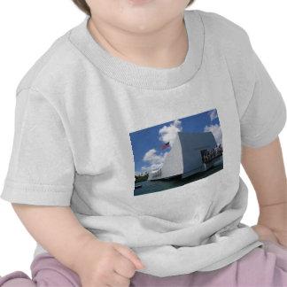 Monumento de USS Arizona Camisetas