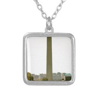 Monumento de Washington Colgante Cuadrado