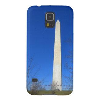 Monumento de Washington de la caja de la galaxia Carcasas Para Galaxy S5