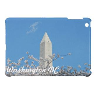 Monumento de Washington en primavera iPad Mini Protector