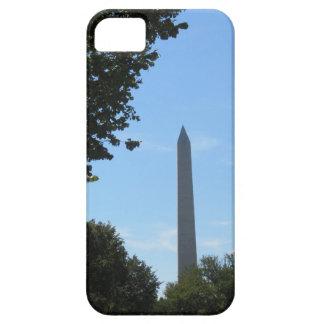 Monumento de Washington Funda Para iPhone 5 Barely There