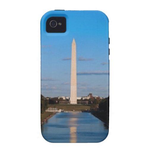 Monumento de Washington iPhone 4 Fundas