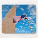 Monumento de Washington - Mousepad Alfombrilla De Raton