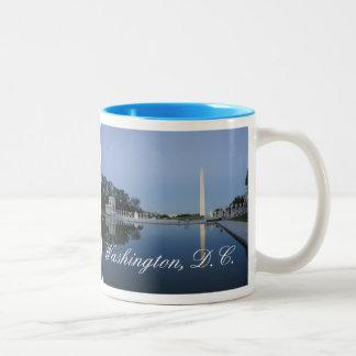 Monumento de Washington, piscina de reflejo, Taza De Café
