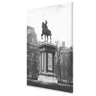 Monumento dedicado a general Lafayette Lona Estirada Galerías