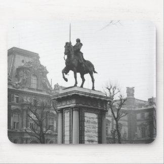 Monumento dedicado a general Lafayette Mouse Pads