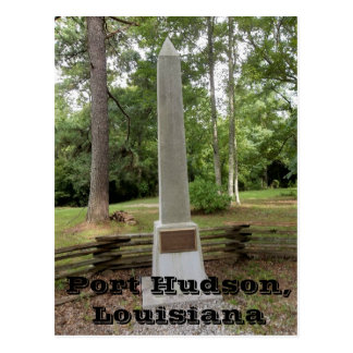 Monumento del campo de batalla del Hudson del Tarjeta Postal