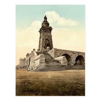 Monumento del emperador Guillermo, Kyffhauser, Thu Postales