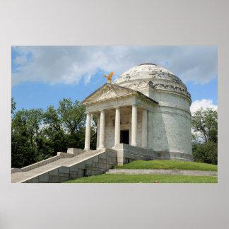 Monumento del estado de Illinois--Vicksburg, Missi Impresiones
