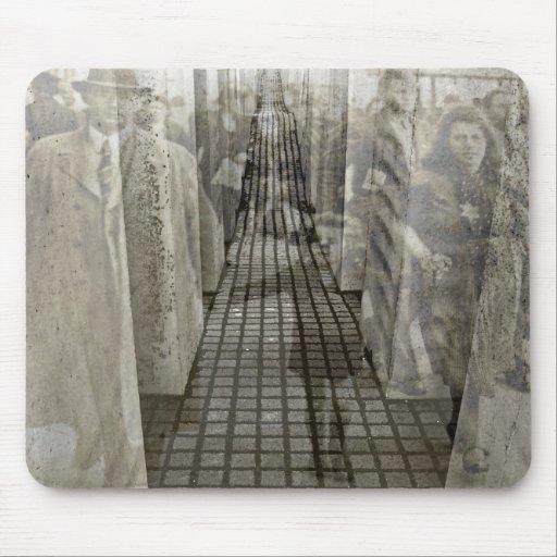 Monumento del holocausto (Denkmal), Berlín (j5sepi Alfombrillas De Ratón