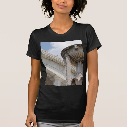 monumento del Lincoln memorial Washington Camiseta