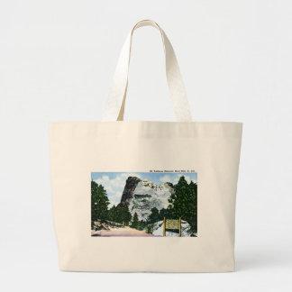 Monumento del monte Rushmore Dakota del Sur Bolsas