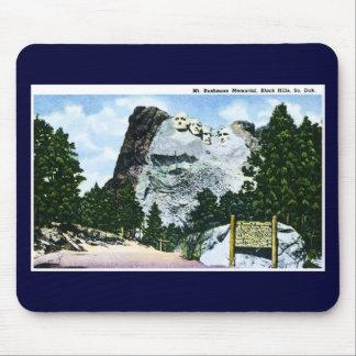Monumento del monte Rushmore, Dakota del Sur Tapetes De Raton