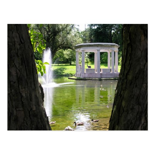 Monumento del parque WW I del congreso Postal