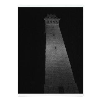 """Monumento del peregrino invitación 5"""" x 7"""""""