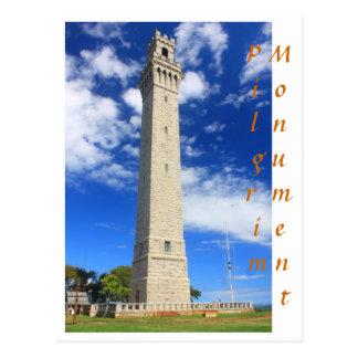 Monumento del peregrino, Provincetown Cape Cod Postales
