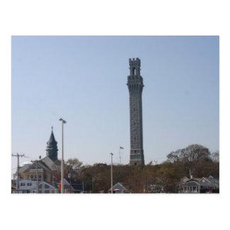Monumento del peregrino - Provincetown, mA Postales