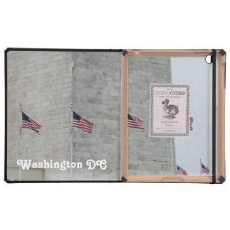 Monumento del Washington DC iPad Cárcasas