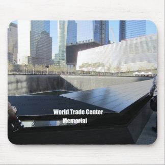 Monumento del World Trade Center New York City Alfombrilla De Raton