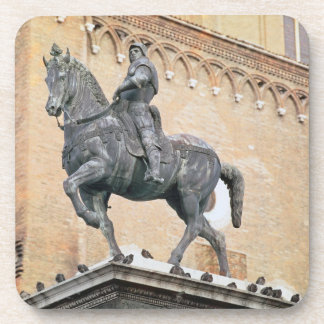Monumento ecuestre de Bartolommeo Colleoni (1400- Posavasos