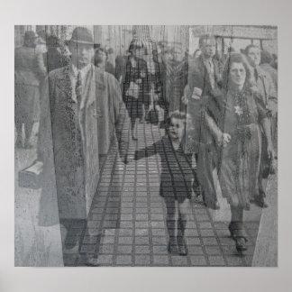 Monumento judío del holocausto (Denkmal), Berlín ( Posters