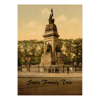 Monumento nacional de 1813, La Haya, Países Bajos Tarjetas De Visita Grandes