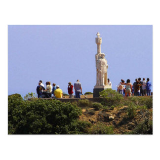 Monumento nacional de Cabrillo, postal de San