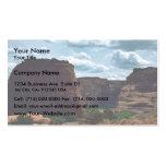 Monumento nacional de Canyon de Chelly Tarjetas De Negocios