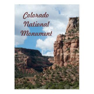 Monumento nacional de Colorado Tarjetas Postales