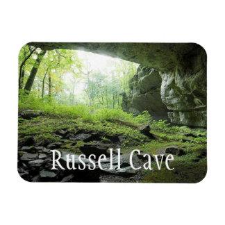 Monumento nacional de la cueva de Russell, Alabama Imanes Flexibles