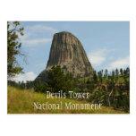 Monumento nacional de la torre de los diablos