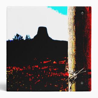 """Monumento nacional de la torre de los diablos carpeta 2"""""""