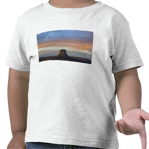 Monumento nacional de la torre de los diablos, tor camiseta