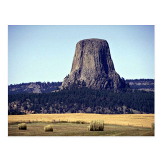 Monumento nacional de la torre del diablo, Wyoming Postal