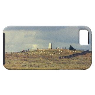 Monumento nacional del campo de batalla del Little iPhone 5 Carcasa