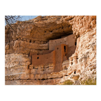 Monumento nacional del castillo de Montezuma Tarjetas Postales