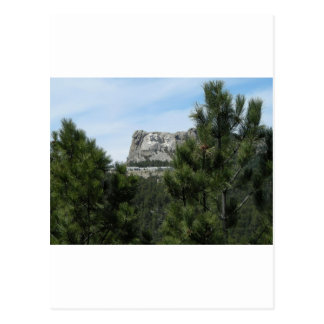 Monumento nacional del monte Rushmore Postal