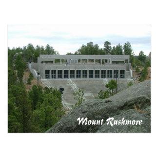 Monumento nacional del monte Rushmore Tarjetas Postales
