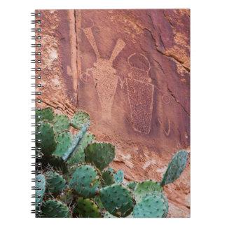 Monumento nacional magnífico 5 de libros de apuntes