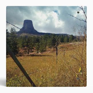 """Monumento nacional Wyoming de la torre de los Carpeta 2"""""""